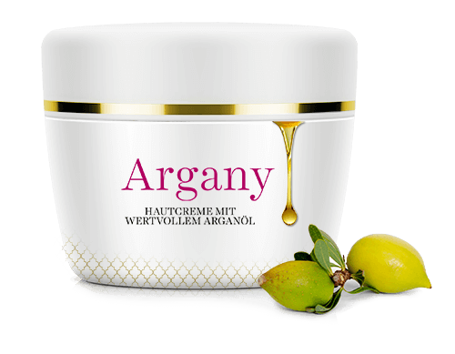Package Design / Packaging Design for Argan Oil Skin Cream